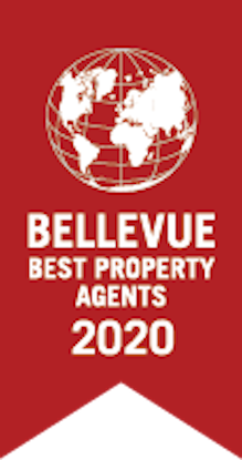 Auszeichnung BELLEVUE Best Property Agents 2020
