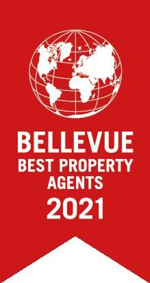 Auszeichnung BELLEVUE Best Property Agents 2021