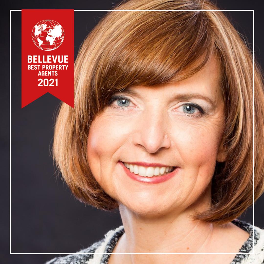 Gabriele Scheidt | Immobilienmaklerin für besondere Immobilien | 2021 erneut international ausgezeichnet